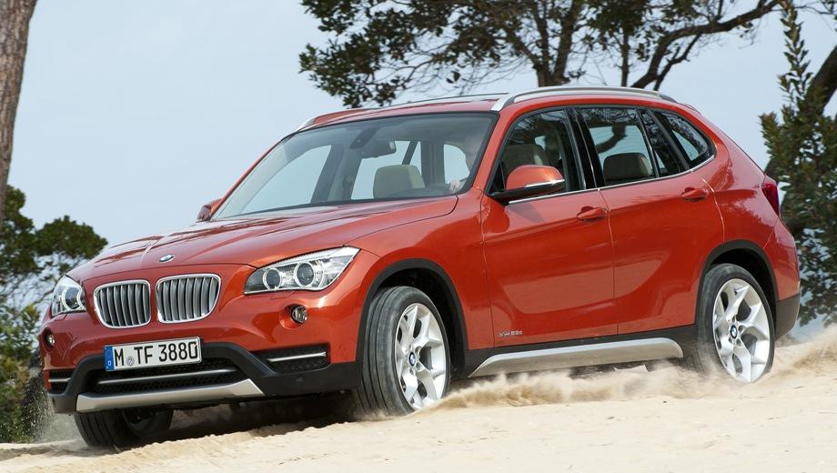 Большой тест-драйв BMW X1