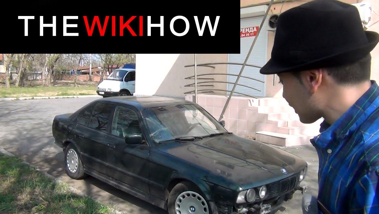 АнтИ-Тестдрайв BMW 5 Series E34  от Жорика Ревазова