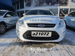 Тест-драйв Ford Mondeo