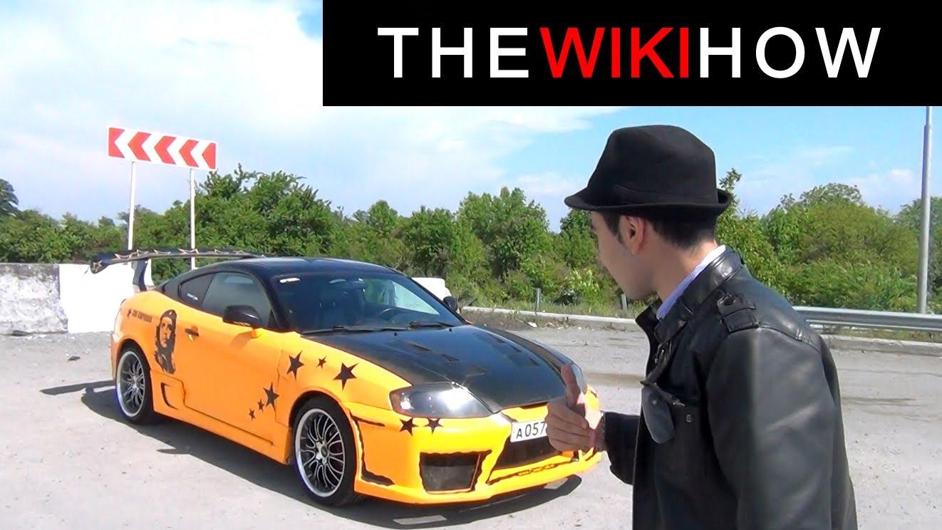 Анти тест драйв Hyundai Coupe от Жорика Ревазова