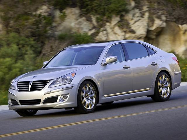 Большой тест-драйв: Hyundai Equus