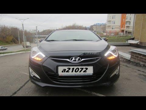 Тест-драйв Hyundai i40 (Anton Avtoman)