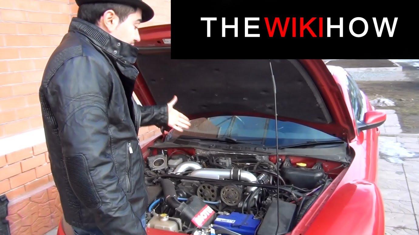 Mazda RX8 с двигателем от Приоры