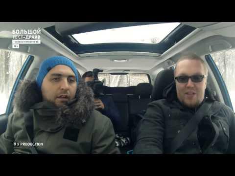 Большой тест-драйв Subaru Forester tS