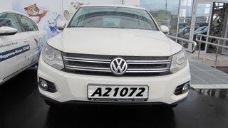 Тест-драйв Volkswagen Tiguan - Anton Avtoman