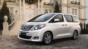 Большой тест-драйв: Toyota Alphard
