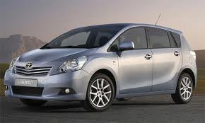 Большой тест-драйв: Toyota Verso