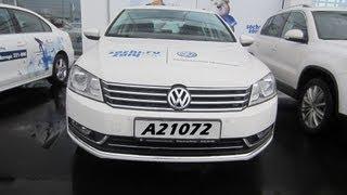 Тест-драйв Volkswagen Passat - Anton Avtoman