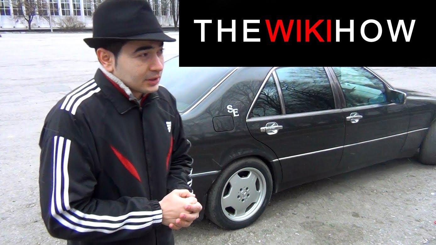 Тест драйв Mercedes Benz W140 600SE