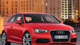 Тест-драйв Audi A1 от Большого тест-драйва