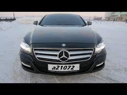 Тест-драйв Mercedes-Benz CLS 550 - Anton Avtoman