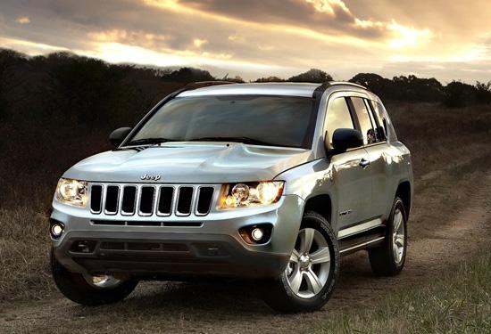 Большой тест-драйв Jeep Compass