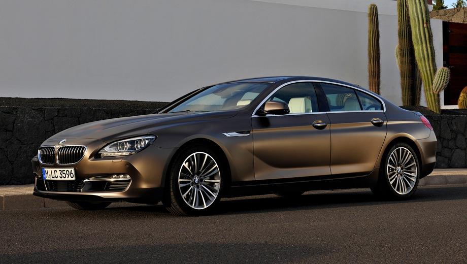 Большой тест-драйв BMW Gran Coupe