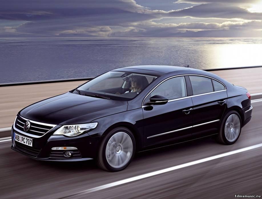 Большой тест-драйв: Volkswagen Passat CC
