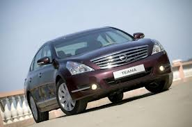 Большой тест-драйв: Nissan Teana