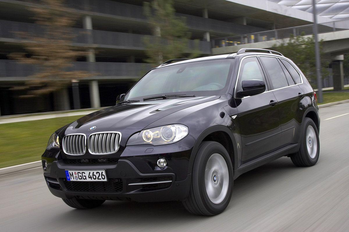 Большой тест-драйв: BMW X5