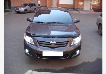 Анти тест драйв Toyota Corolla.