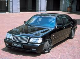 Тест-драйв Mercedes Benz W124 (E320) - Anton Avtoman