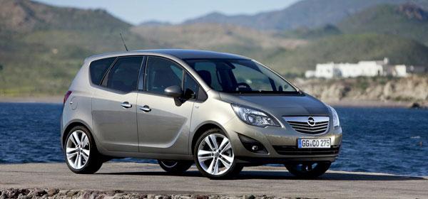 Большой тест-драйв: Opel Meriva