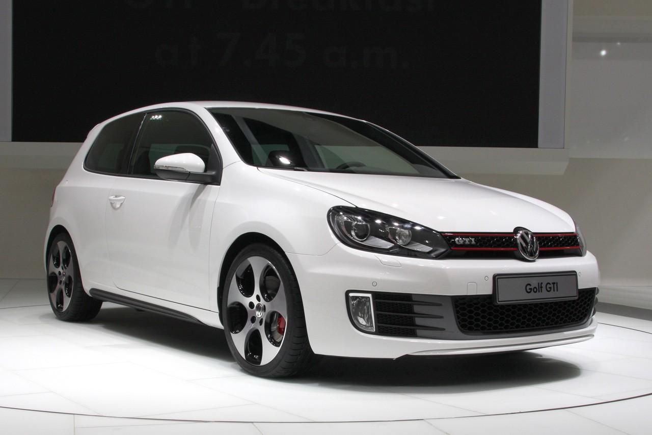 VW Golf GTI -  реклама в Китае