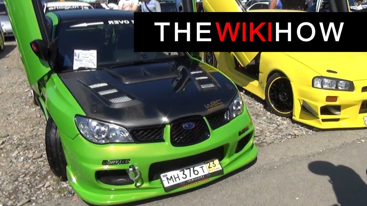 Subaru Impreza WRX STI 2.0Т 400+ л.с