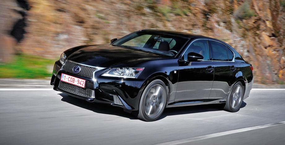 Большой тест-драйв: Lexus GS 450h