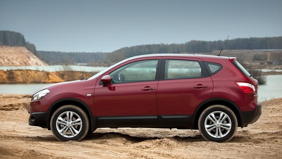 Большой тест-драйв: Nissan Qashqai