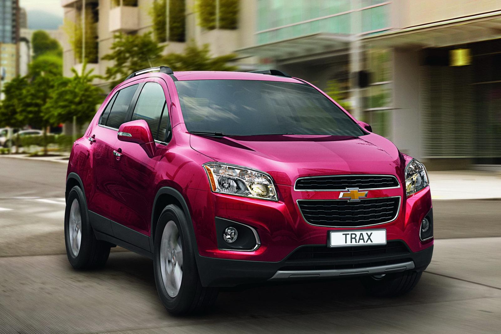 Большой тест-драйв: Chevrolet Trax (Tracker)
