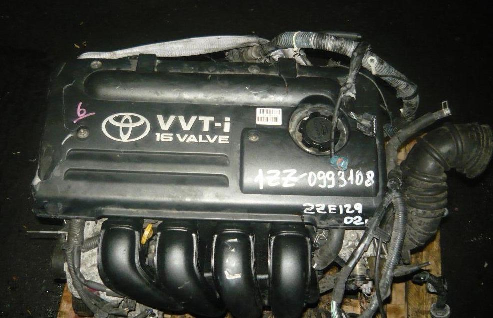 Что такое Двигателя VVT-i