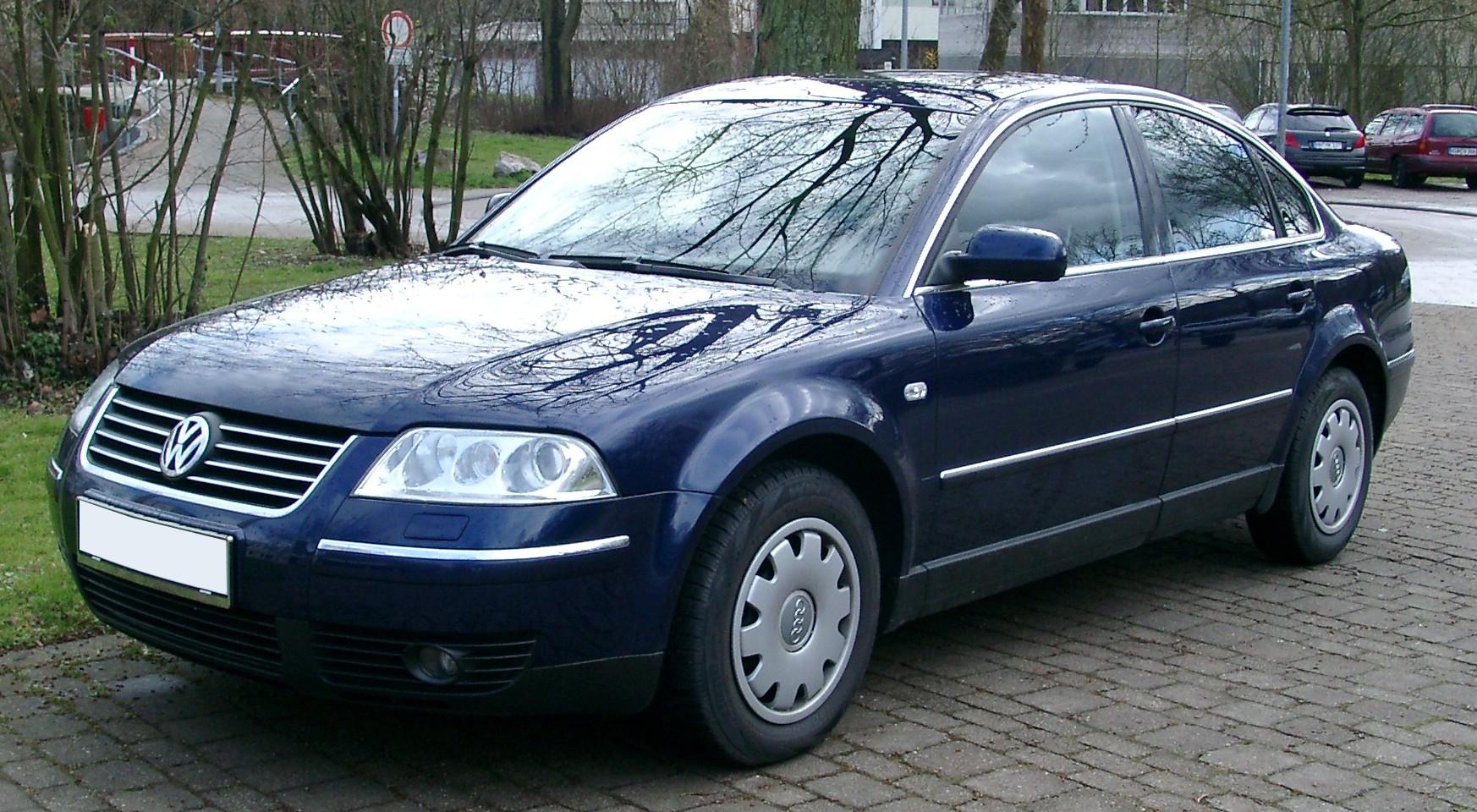 АнтИ-Тестдрайв: Volkswagen Passat B5+