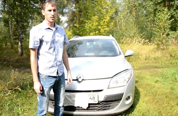 Обзор Renault Megan 3