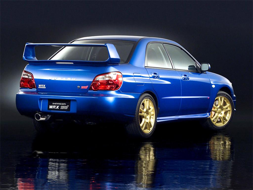 Большой тест-драйв: Subaru Impreza