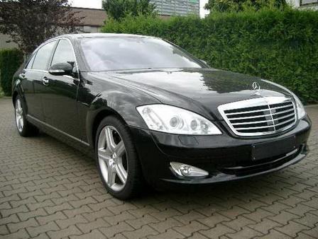 Mercedes-Benz S500(w221)