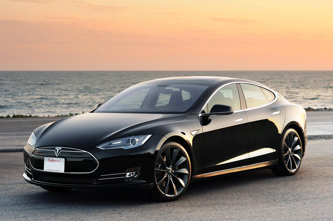 Tesla Model S - Большой тест-драйв