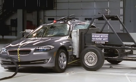 crash test bmw 5 series
