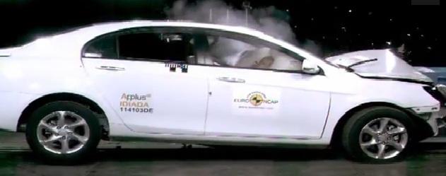 geely emgrand crash test