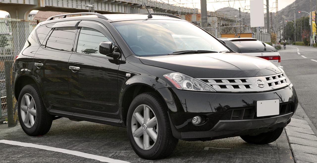 Nissan_Murano_Z50