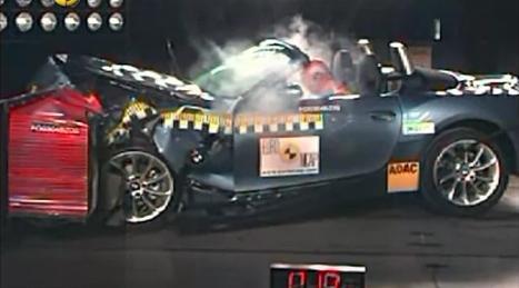 bmw z4 crash test