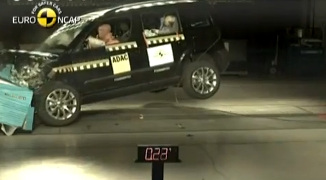 crash test skoda yeti