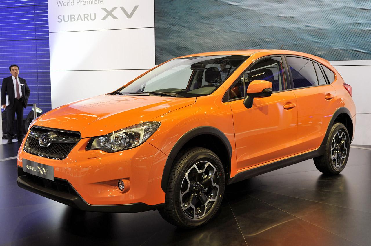 Большой тест-драйв: Subaru XV