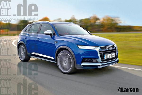 Глава немецкой марки рассказал, что стоит ждать от Audi Q1