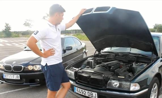 BMW E46 E38