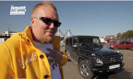 Mercedes Gelandewagen - Большой тест-драйв