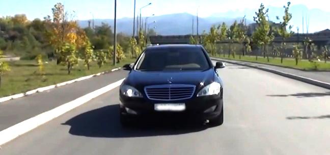 Mercedes Benz S-Classe W221_1