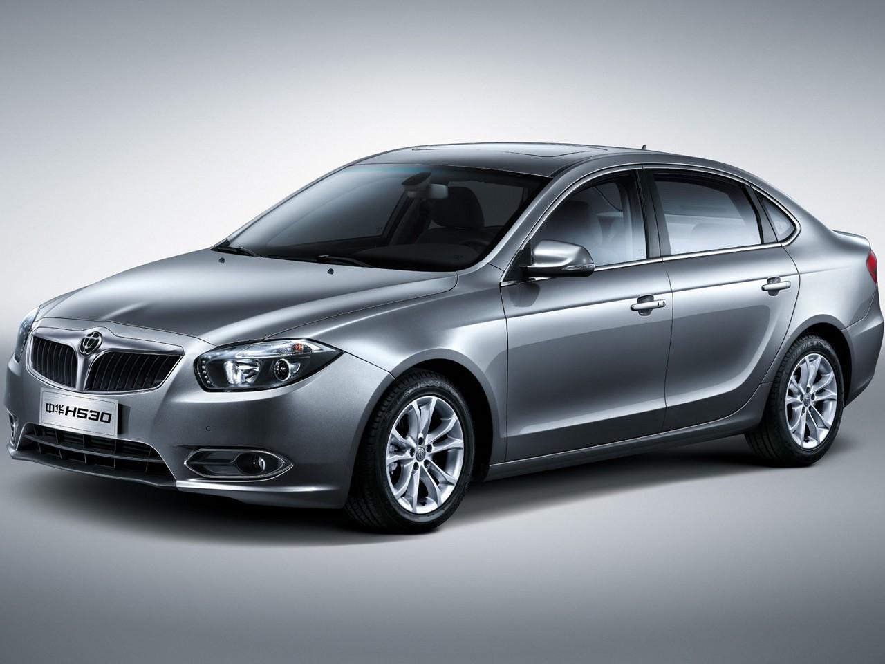 Новый автомобиль из Китая Brilliance H530