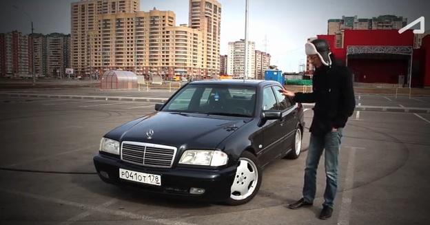 Mercedes C280 V6 W202