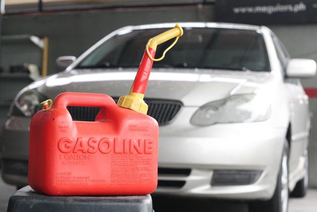slit benzin