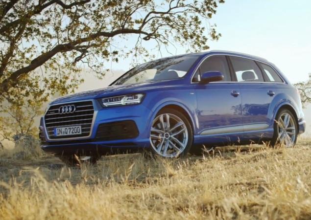 Audi Q7 2015-atd