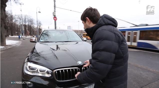 Большой тест-драйв BMW X6