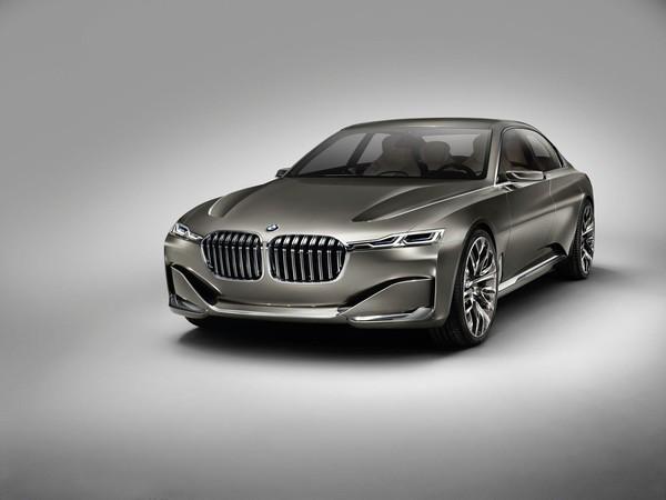 BMW 9 серии выйдет в свет